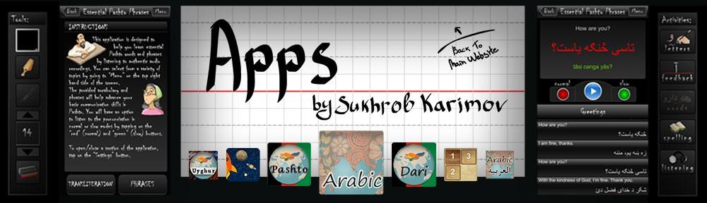 Sukhrob R. Karimov's Blog